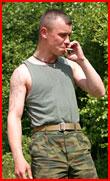 Знакомство с геями военными